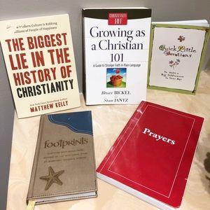 Christian Book Bundle